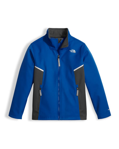 Boys' Apex Bionic Colorblock Jacket, Cobalt, Size XXS-XL