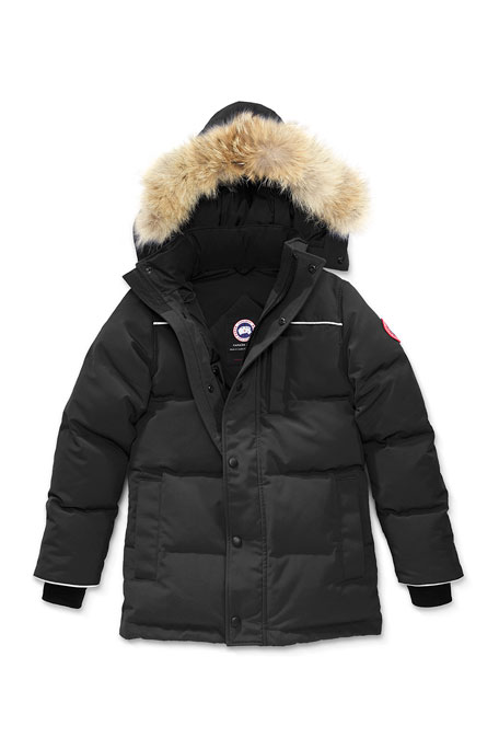 canada goose youth l