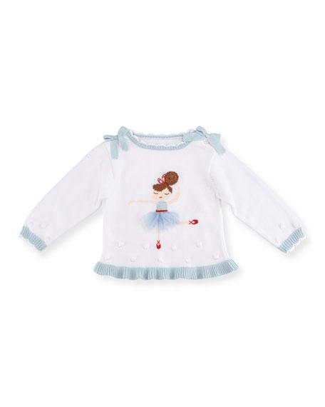 Nutcracker Clara Knit Sweater, Size 2T-7