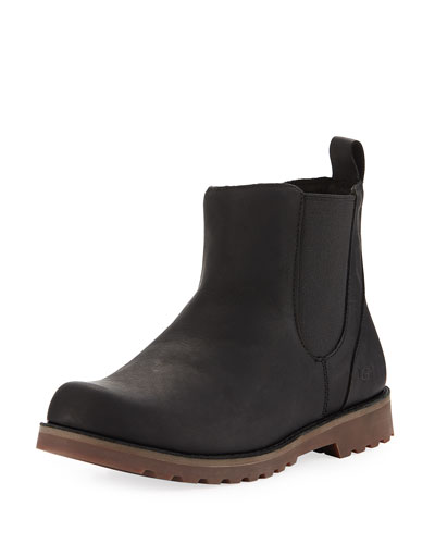 Callum Leather Chelsea Boot, Youth