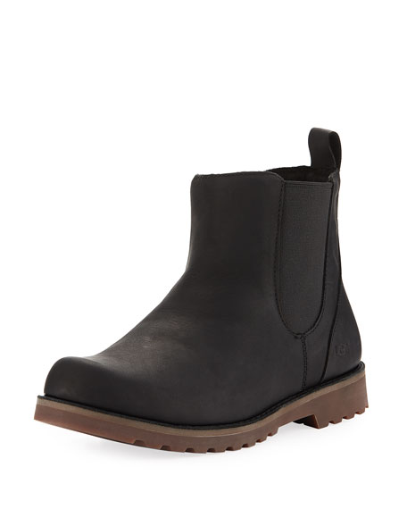 UGG Callum Leather Chelsea Boot, Kid Sizes' 13T-6Y
