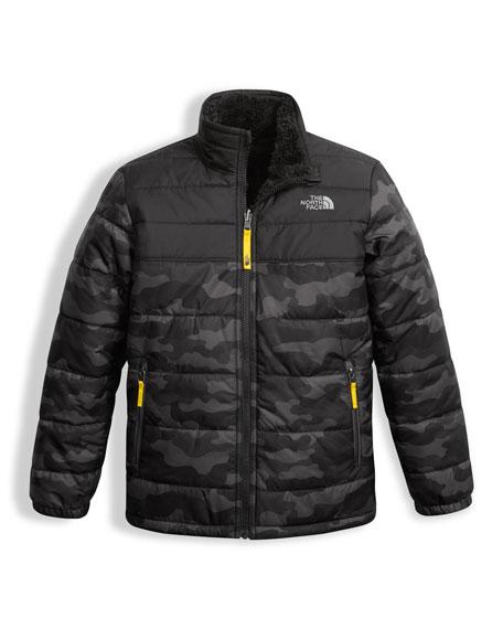 The North Face Reversible Mount Chimborazo Jacket, Size