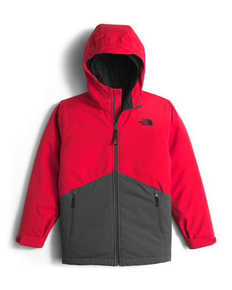 The North Face Apex Elevation Colorblock Jacket, Red/Black,