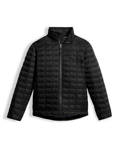 ThermoBall Full-Zip Jacket, Black, Size XXS-XL