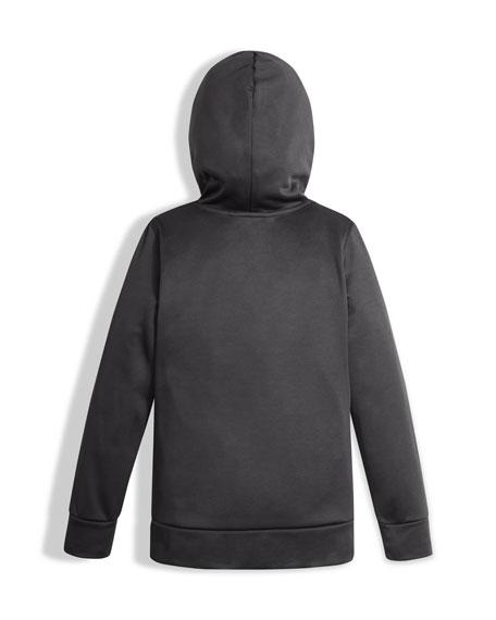 Surgent Pullover Hoodie, Gray, Size XXS-XL