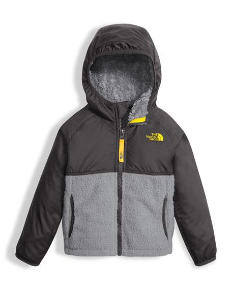 The North Face Sherparazo Taffeta & Fleece Hooded