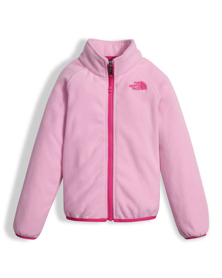 Girls' Kira Triclimate Waterproof Jacket, Pink, Size 2-4T