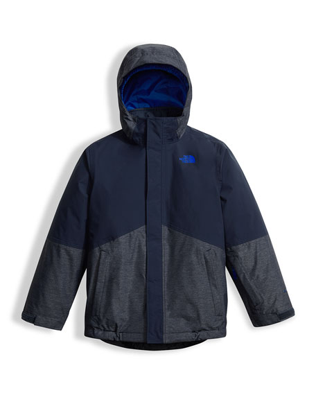 The North Face Boys' Boundary Triclimate® Jacket, Blue,