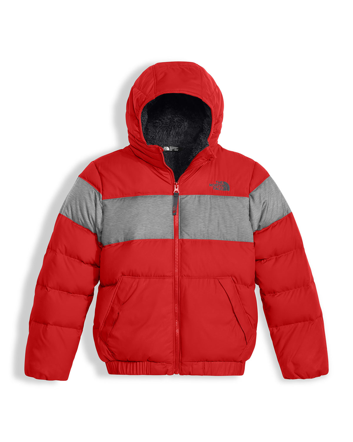 eac4bab4f8af The North Face Boys  Moondoggy 2.0 Down Quilted Jacket
