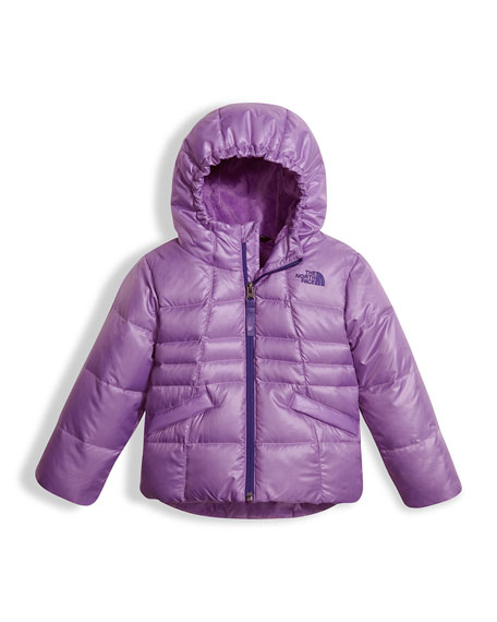 The North Face Girls' Moondoggy 2.0 Down Quilted