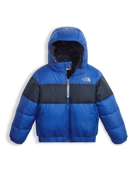 The North Face Boys' Moondoggy 2.0 Down Quilted