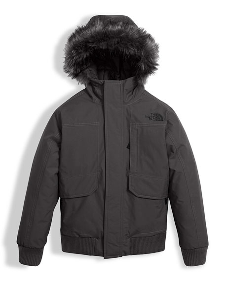 The North Face Gotham Down Hooded Jacket w/