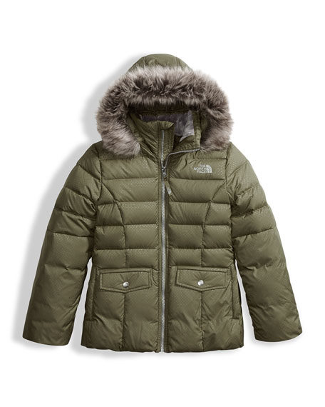 The North Face Gotham 2.0 Down Hooded Jacket