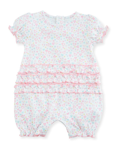 Kissy Kissy Dina Darlings Ruffle Playsuit, Size 3-18