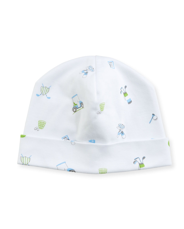 b28410871da Kissy Kissy Daddy s Caddy Pima Baby Hat