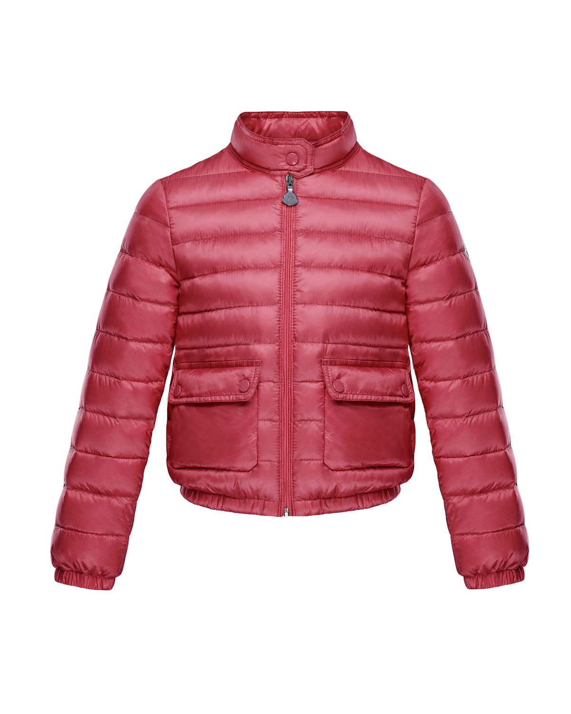 ebd7a20b5 Moncler Lans Flap-Pocket Lightweight Down Puffer Jacket