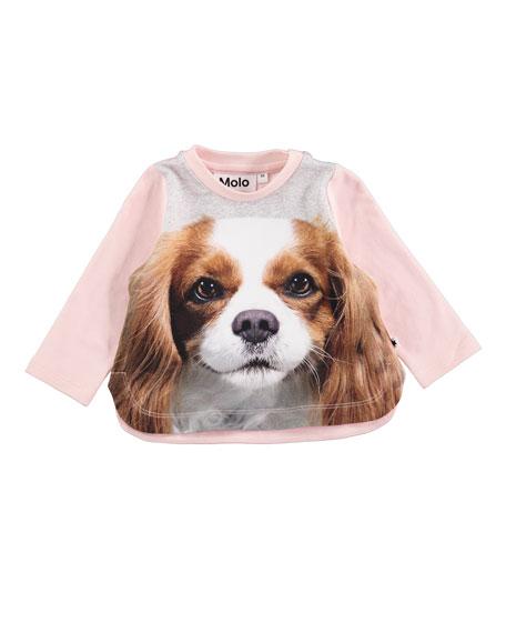 Molo Eline Little Spaniel T-Shirt, Size 6-24 Months