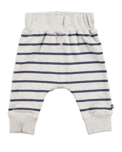 Sammy Infinity Stripes Jogger Pants, Size 3-24 Months