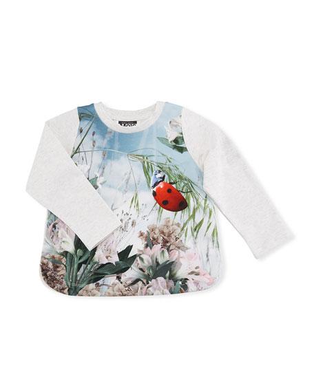 Eline Ladybird T-Shirt, Size 6-24 Months