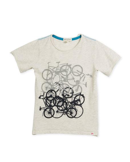 Appaman Bike Jam Graphic T-Shirt, Size 2-10
