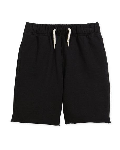 Cotton Camp Shorts, Size 2-10