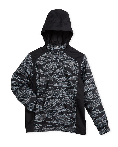 Resolve Reflective Rain Jacket, Size XXS-XL