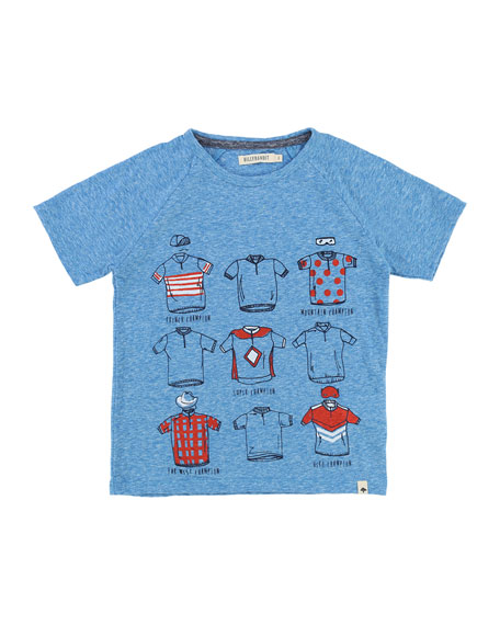 Short-Sleeve Graphic T-Shirt, Size 2-8