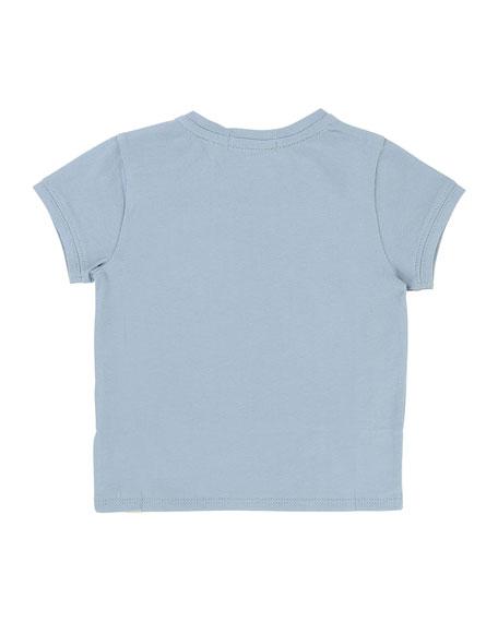 Snorkeling Penguin Graphic T-Shirt, Size 12M-3T