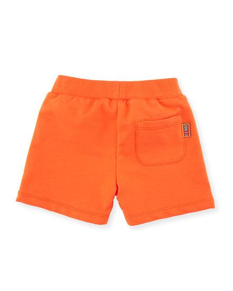 Logo Sweat Shorts, Size 12-24 Months