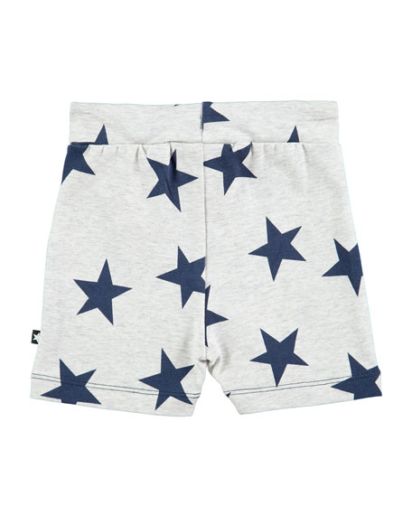 Simroy Star Shorts, Size 6-24 Months