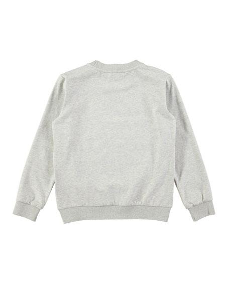 Regine Soft City Crewneck Sweatshirt, Size 4-12
