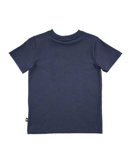 Rishi Short-Sleeve Graphic T-Shirt, Size 4-10