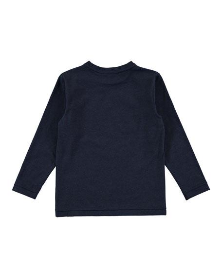 Rexol Kaleidoscope Bear Long-Sleeve T-Shirt, Size 4-10