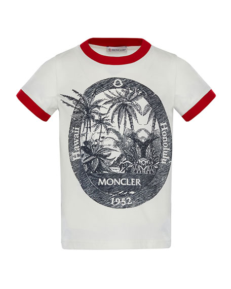 Ringer Hawaii T-Shirt, Size 8-14