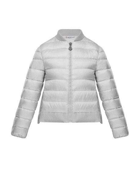 Kamelie Lightweight Jacket w/ Back Bow, Size 8-14