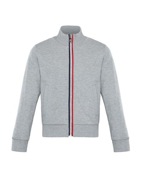 Flag Zip-Up Jacket, Size 8-14