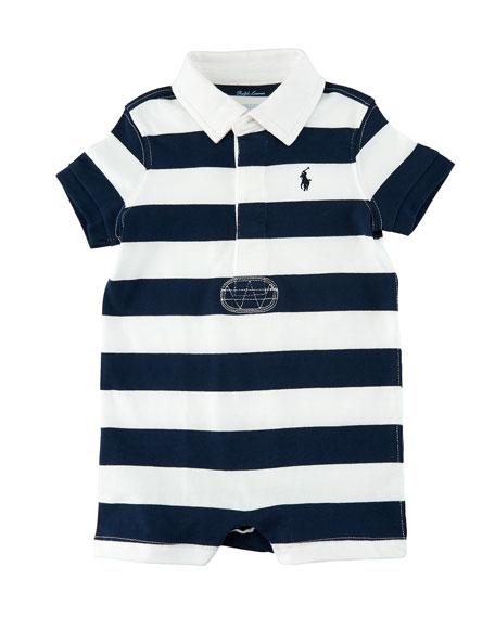 Ralph Lauren Childrenswear Basic Jersey Rugby Polo Shortall,