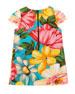 Chloe Floral-Print Dress, Size 8-14