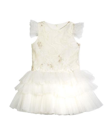 Mini Ballerina Tulle Dress, Size 2-6