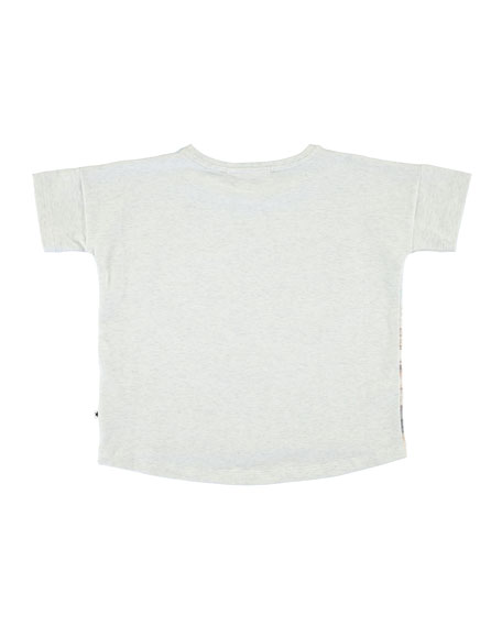 Raeesa Beach Animals T-Shirt, Size 3-12