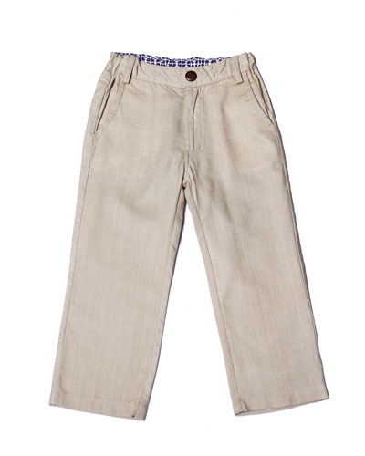Tee Time Straight-Leg Pants, Size 2-8