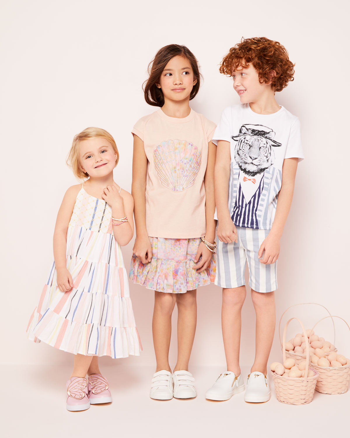 Designer Baby & Kids' Clothes at Neiman Marcus