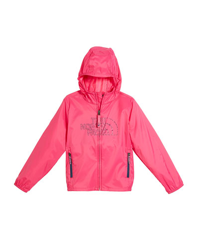 Flurry Hooded Wind Jacket, Size XXS-XL