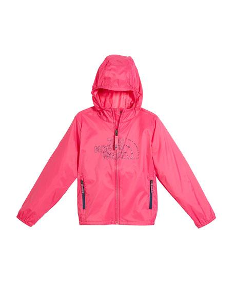 Flurry Hooded Wind Jacket, Size XXS-XL