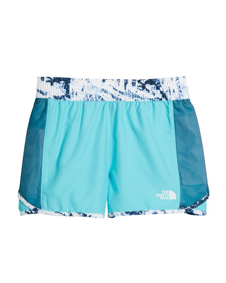 Class V Water-Changing Mesh Panel Shorts, Size XXS-XL