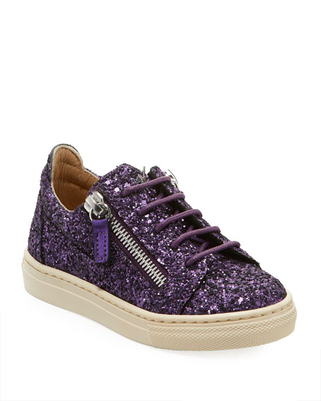 Old Glitter Low-Top Sneaker, Toddler