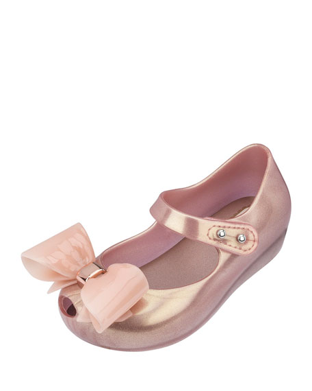 Mini Melissa Mini Ultragirl Bow III Mary Jane