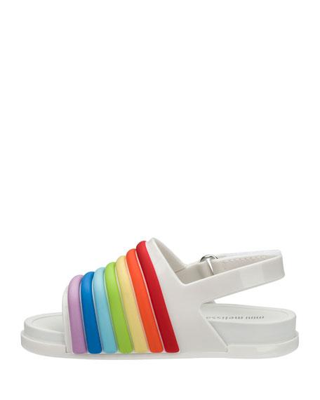 Mini Rainbow Beach Slide, Toddler