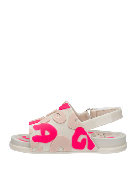 + Vivienne Westwood Beach Slide Sandal, Toddler