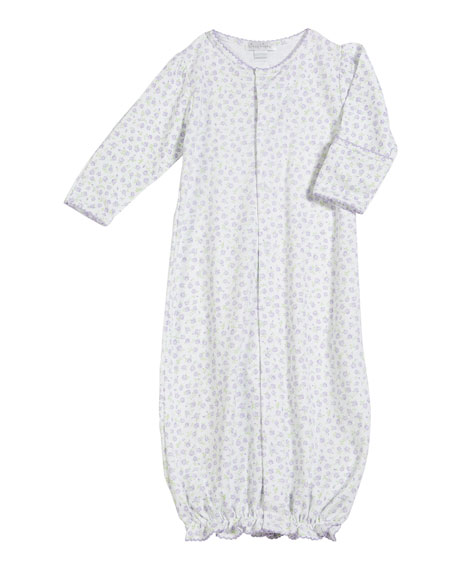Rambling Roses Pima Convertible Gown, Size Newborn-S